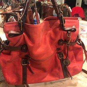 Elliott Lucca Bags - Authentic ALL (glove) LEATHER ELLIOT LUCAS bag.